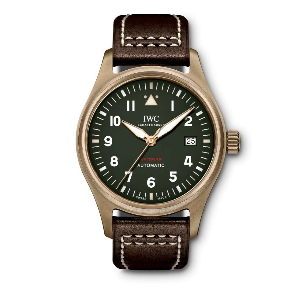 IW326802 Pilot's Watch Automatic Spitfire SIHH 2019