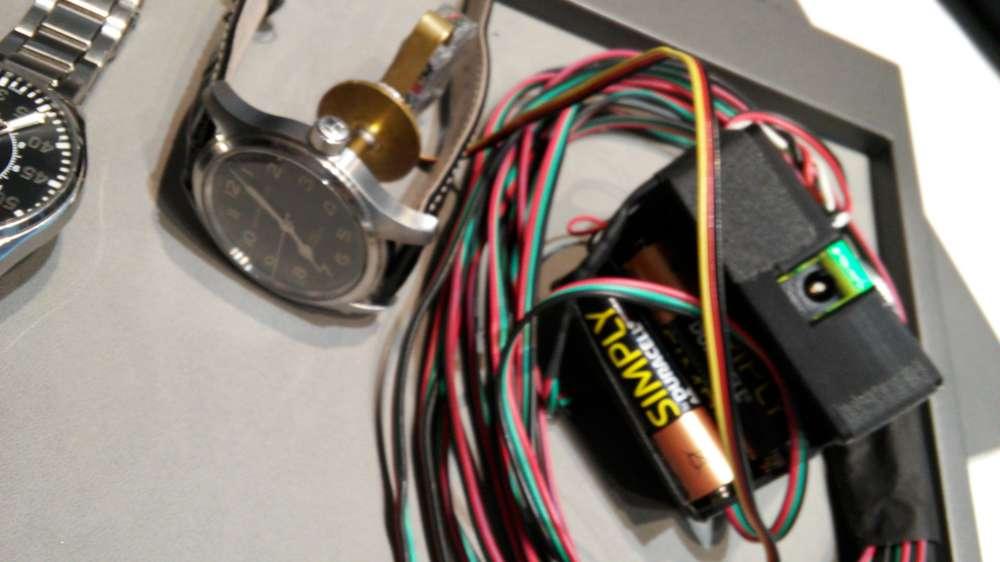 Hamilton Khaki Field Murph Auto electromagnet