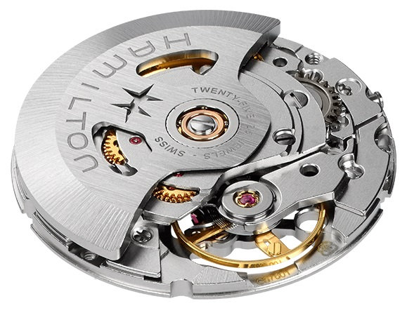 Hamilton H-10 movement