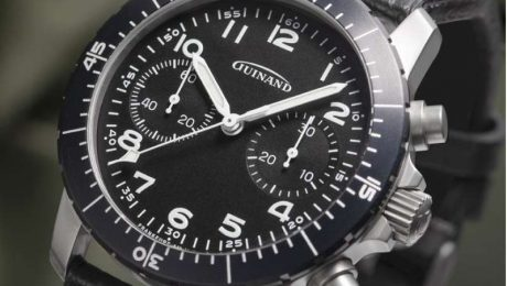 Guinand Starfighter Pilot Chronograph
