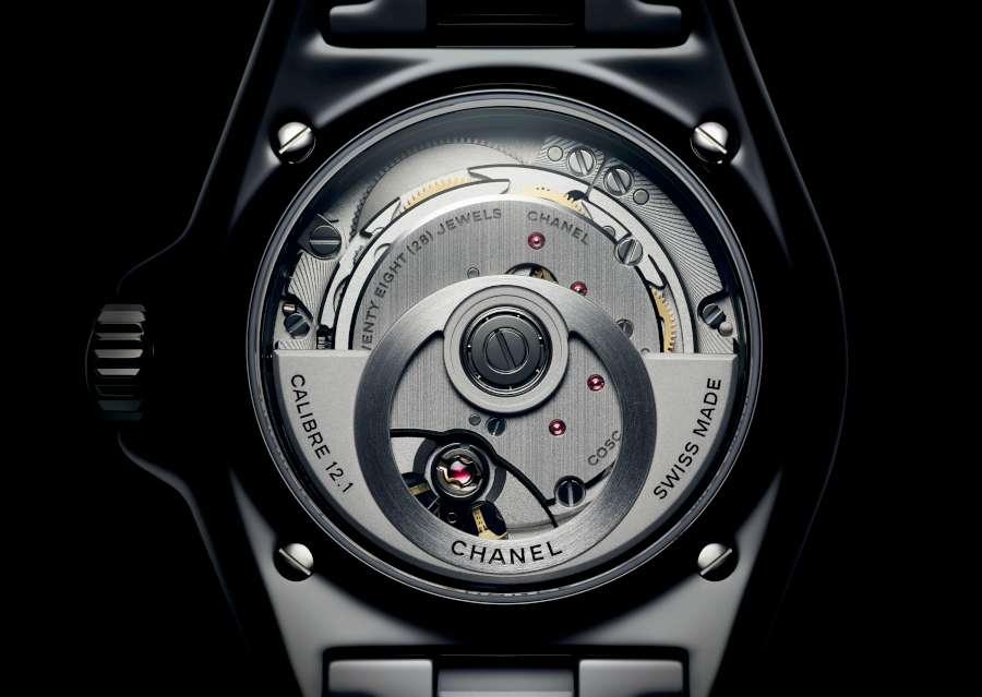 Chanel J12 reference H5697,Kenissi