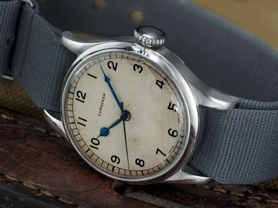Longines Heritage Military original