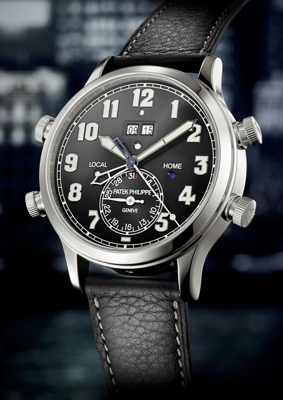 Patek Philippe 5520P-001 Alarm Travel Time