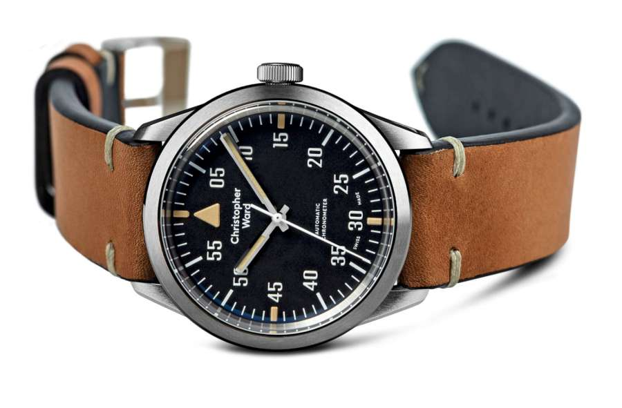 Christopher Ward C65 Cranwell Series 1