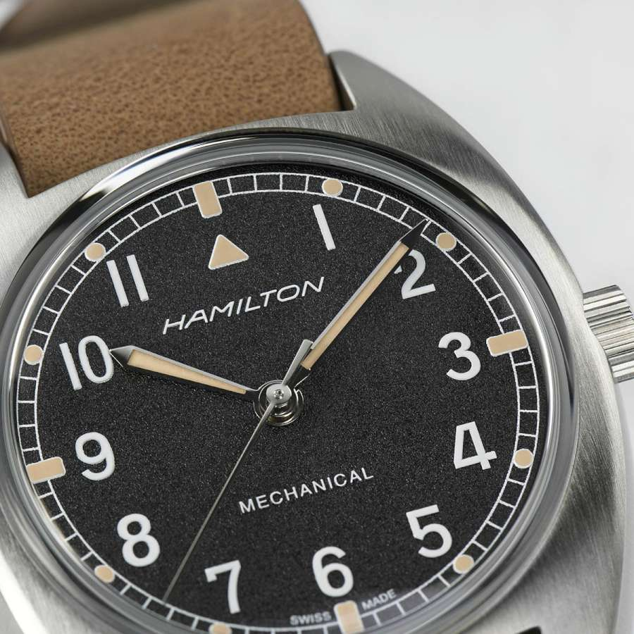 Hamilton Pilot Pioneer