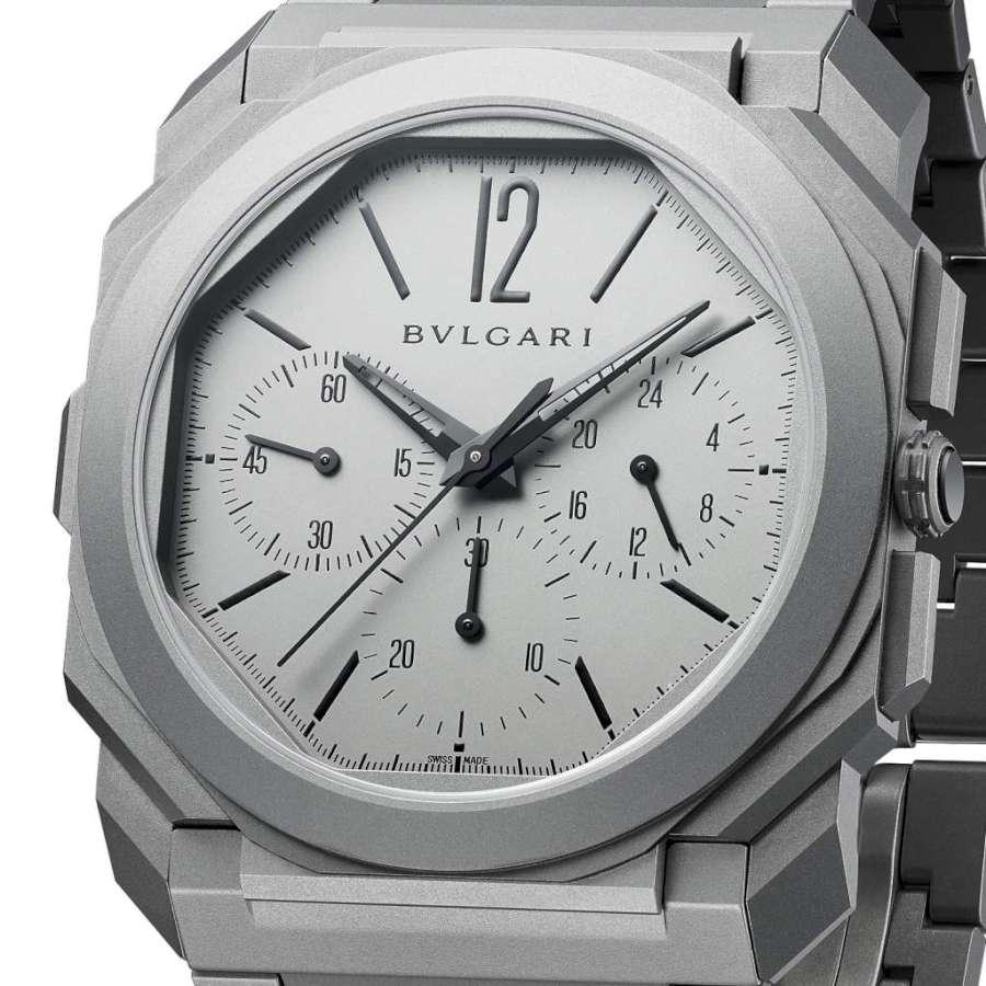 GPHG 2019 Bulgari Octo Finissimo Chronograph GMT Automatic