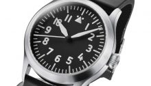 Stowa Flieger Verus Sport 43 no date window