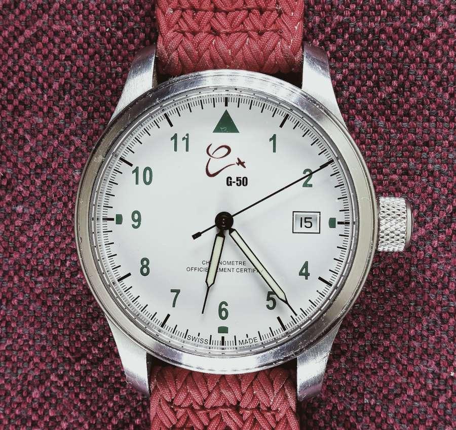 Orologi Calamai Pilot's Watch chronometer