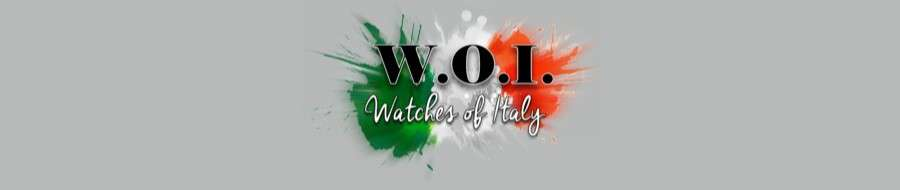 watches of italy logo