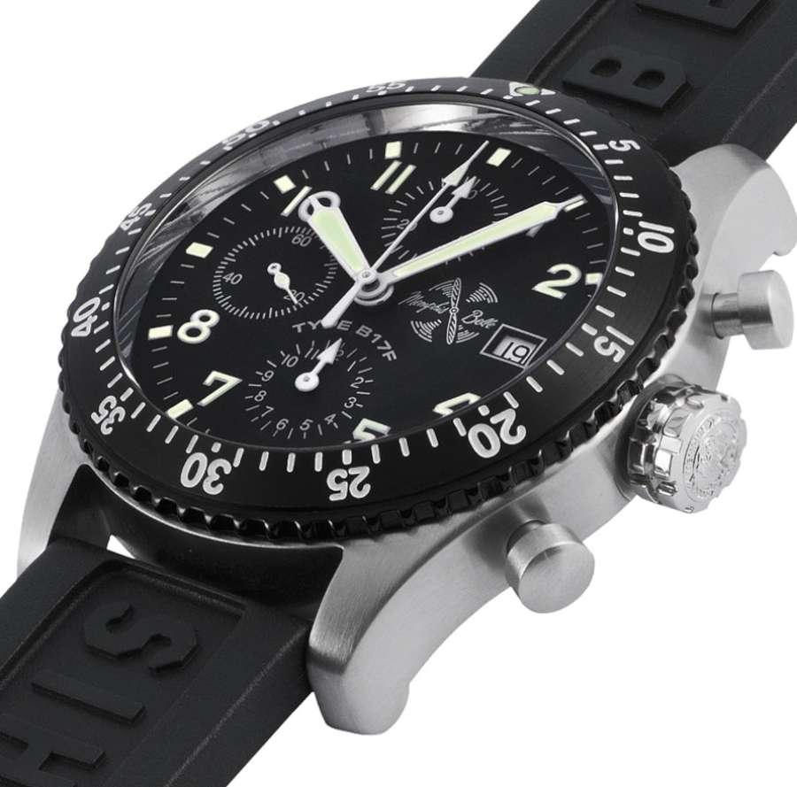 Memphis Belle B17F pilots chronograph