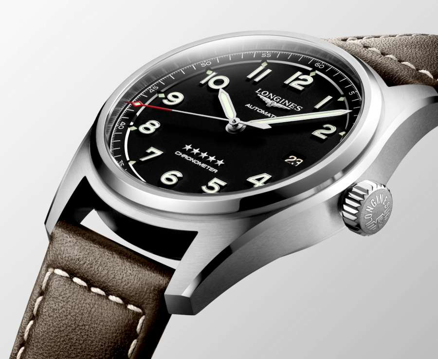 longines spirit pilots watch