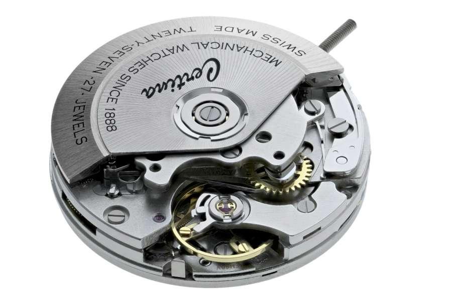 Certina DS Chronograph ETA A05.H31 caliber