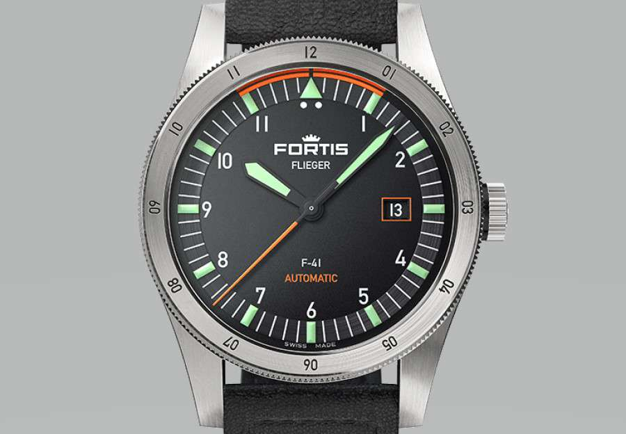 Fortis Flieger F-39 and F-41 Automatic