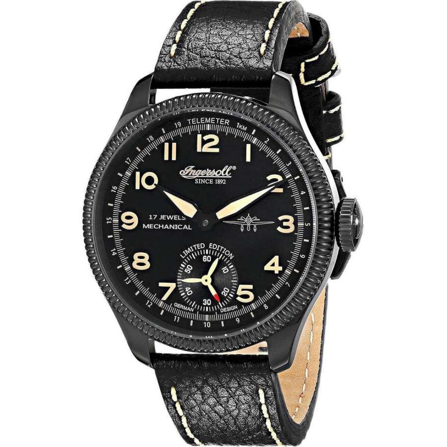 Ingersoll Chinook pilots watch