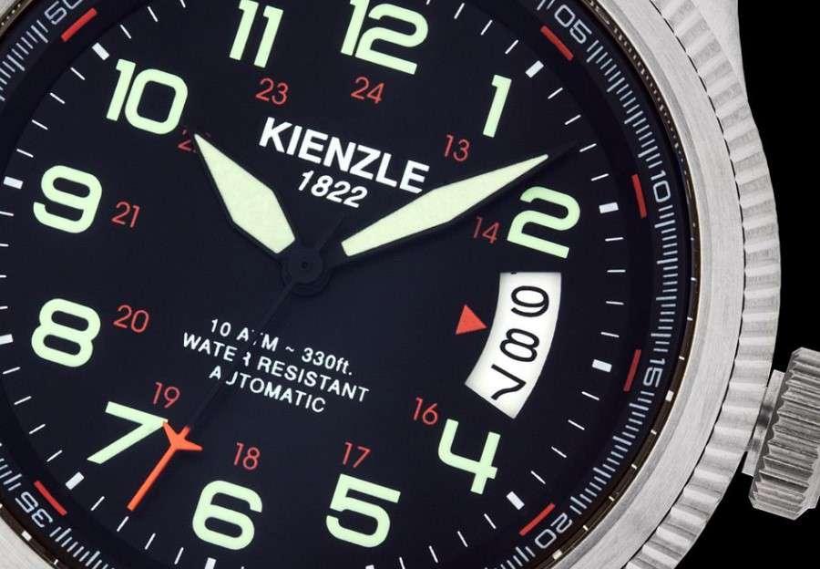 Kienzle Pilotimer KM-419 pilot's watch
