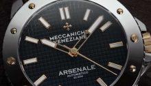 Meccaniche Veneziane Arsenale automatic