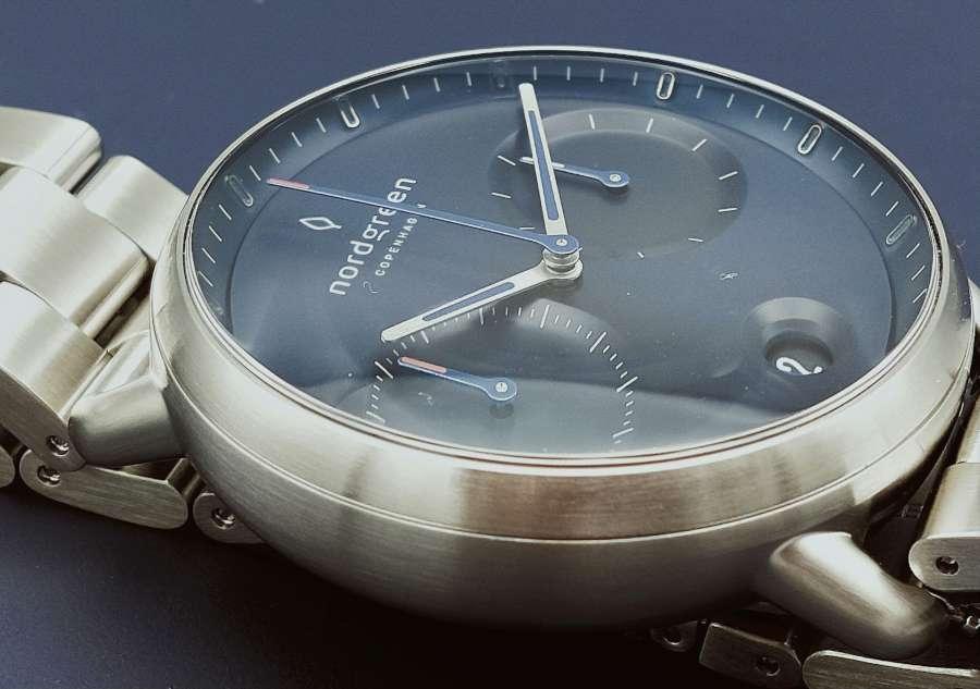 Nordgreen Pioneer chronograph