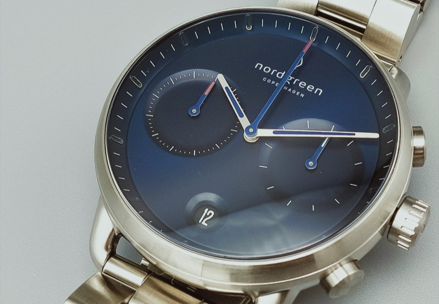 Nordgreen Pioneer chronograph hands-on review