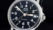RGM Model 207 pilots watch