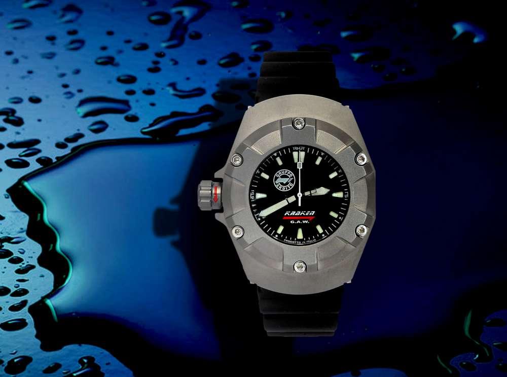 Gruppo Ardito Watches Kraken divers watch