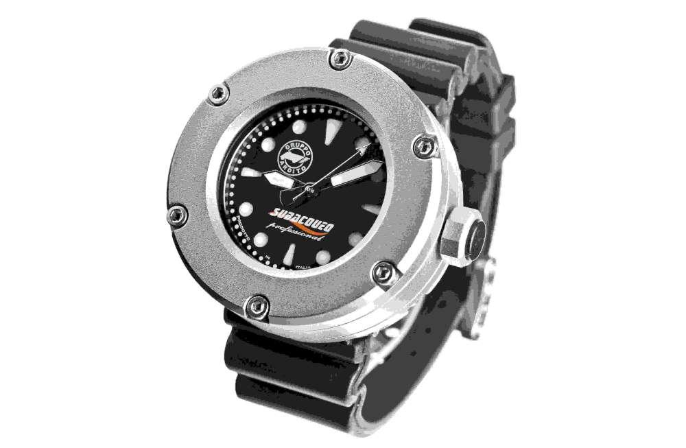 Gruppo Ardito Watches GAW NumeroZero in acciaio