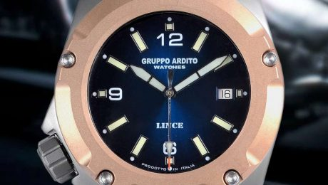 Gruppo Ardito Watches Lince