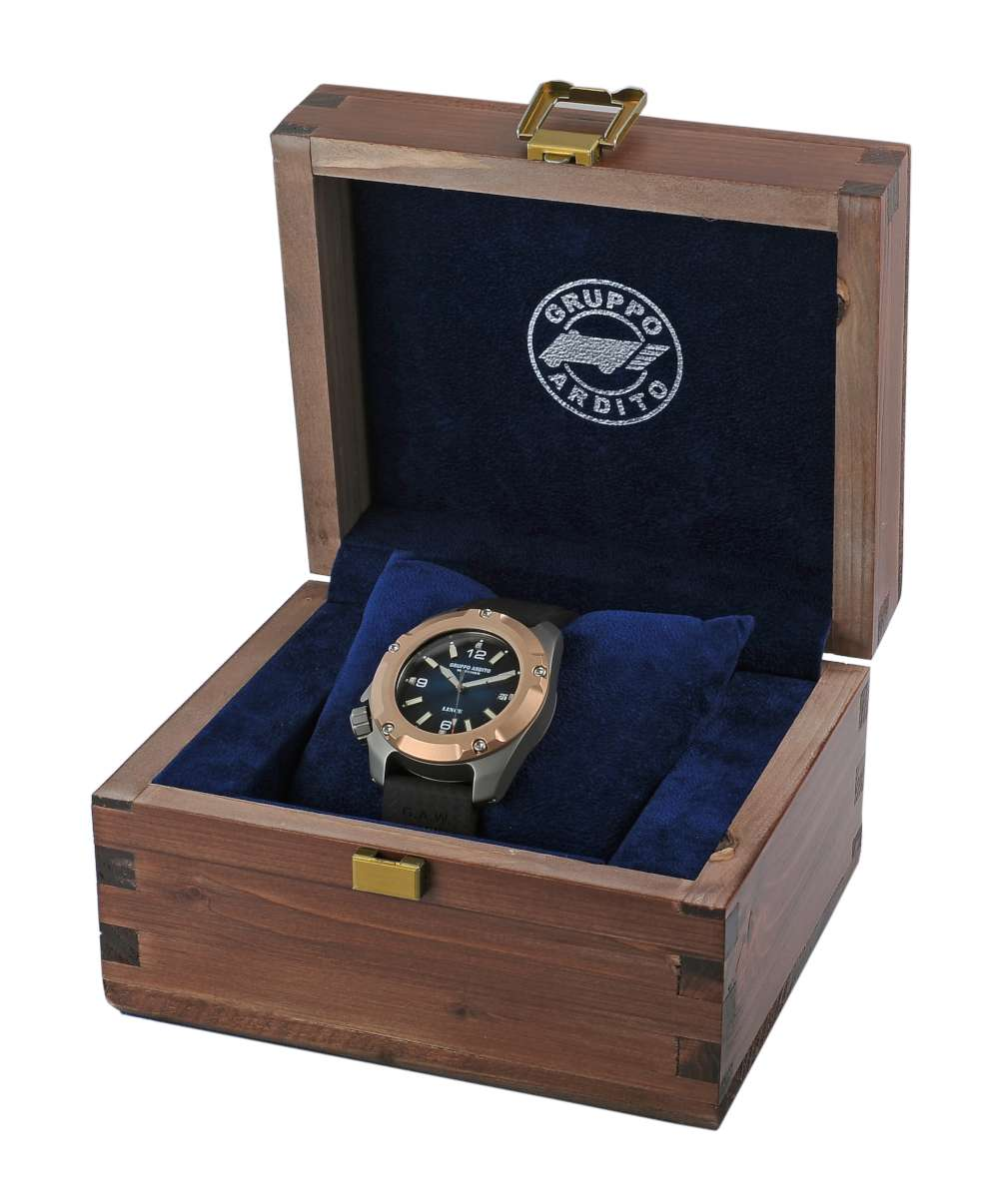 Gruppo Ardito Watches Lince in presentation box