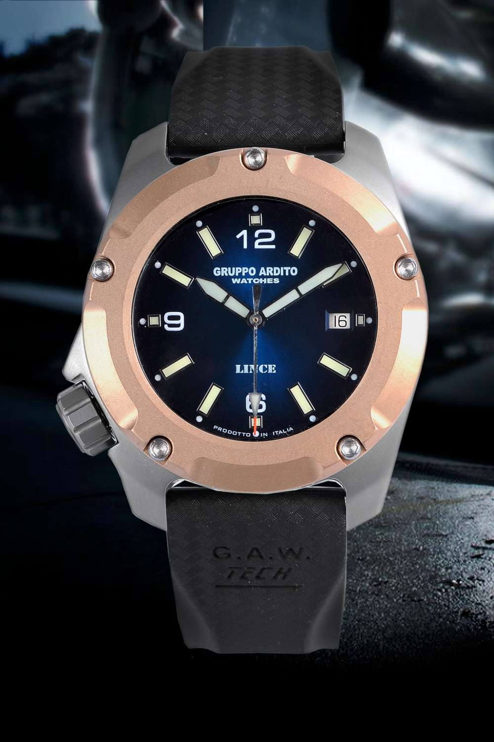 Gruppo Ardito Watches GAW Lince