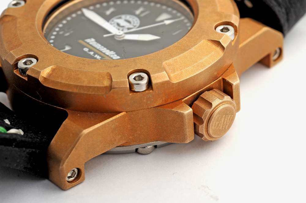 GAW Gruppo Ardito Watches NumeroUno diving watch
