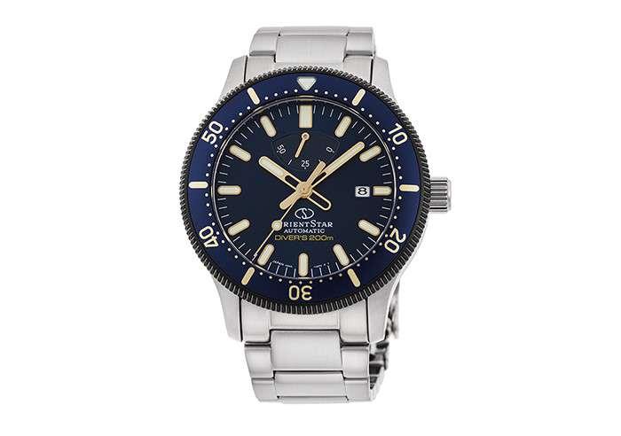 Orient Star RE-AU0304L ISO 6425 compliant diver's watch