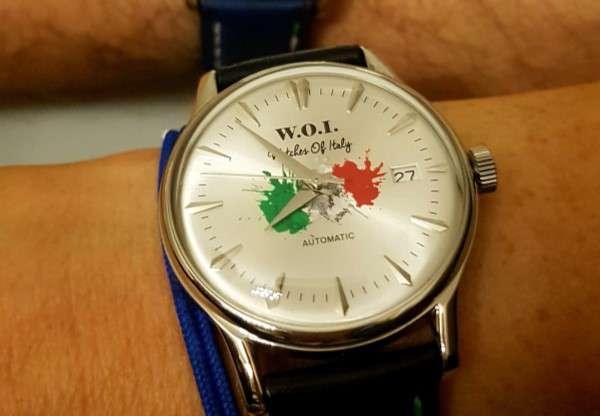 Watches Of Italy watch fair Tortona