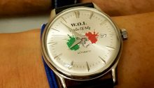 Watches Of Italy watch fair in Tortona