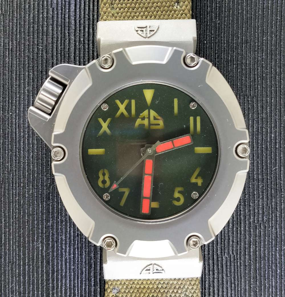 AS Watches B1S