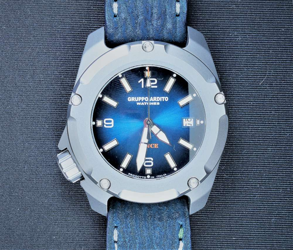 Gruppo Ardito Watches Turquoise