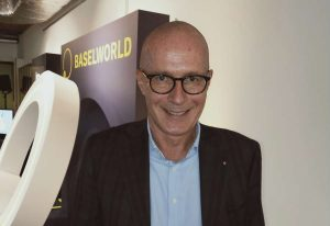 Michel Loris-Melikoff Managing Director Baselworld