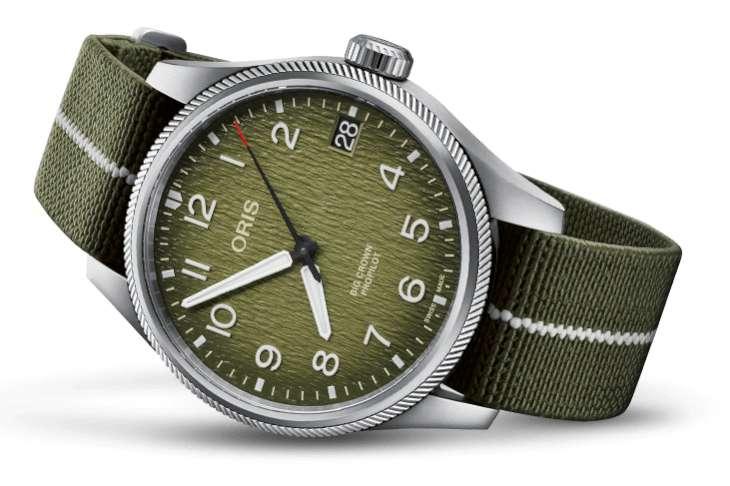 Oris Okavanga ProPilot pilot's watch