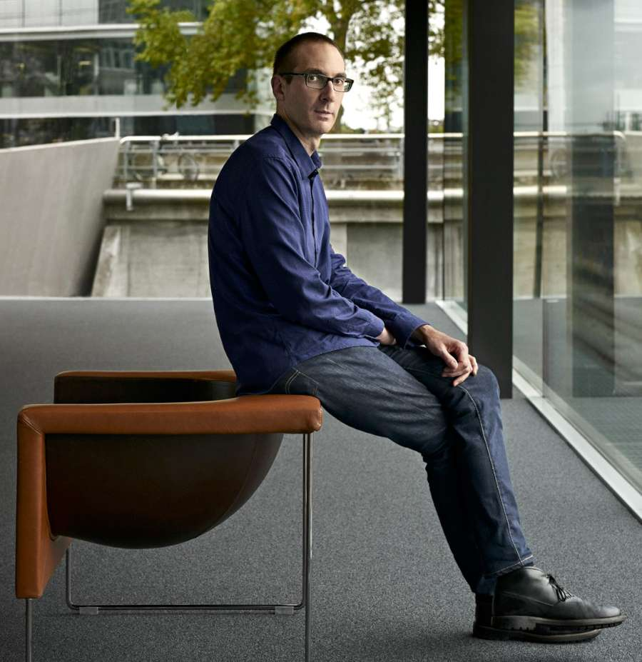 Stephen McDonnell, watch designer and constructor