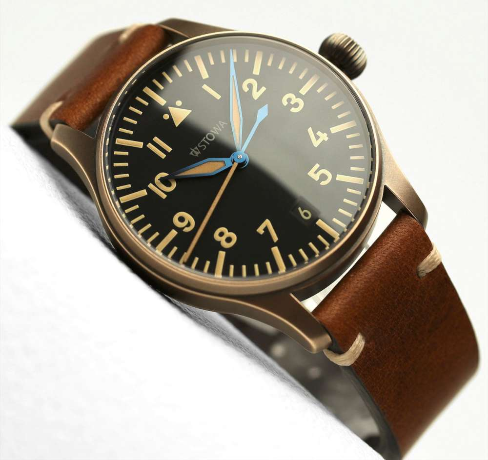 Stowa Flieger Bronze Vintage 36