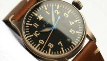 Stowa classic flieger pilot's watch