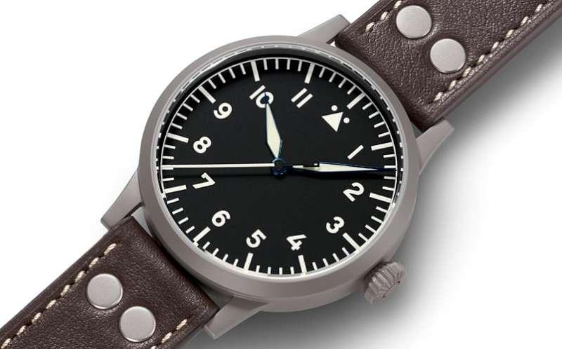 Laco Westerland Pilot Watch Original