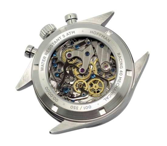 Hoffman Octane Mechanical chronograph