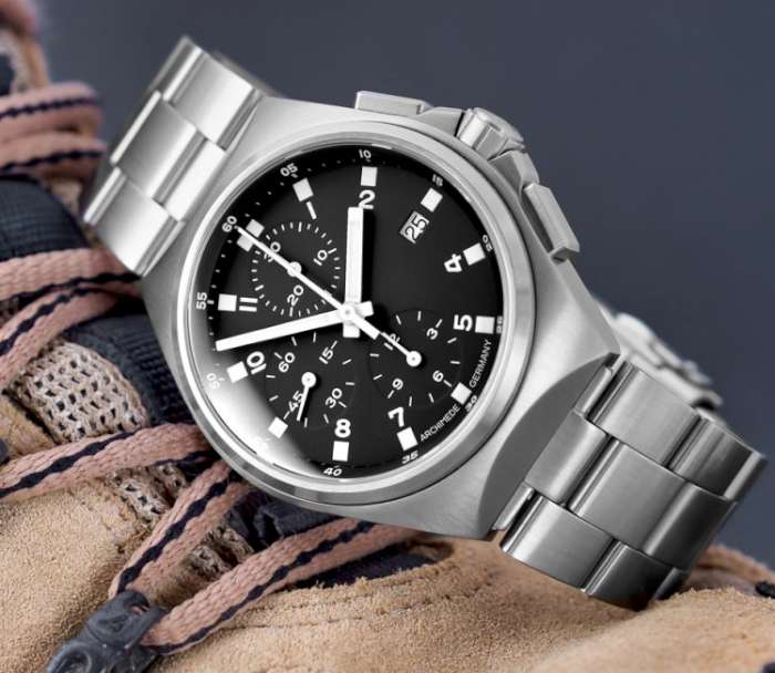 Archimede OutDoor chronograph