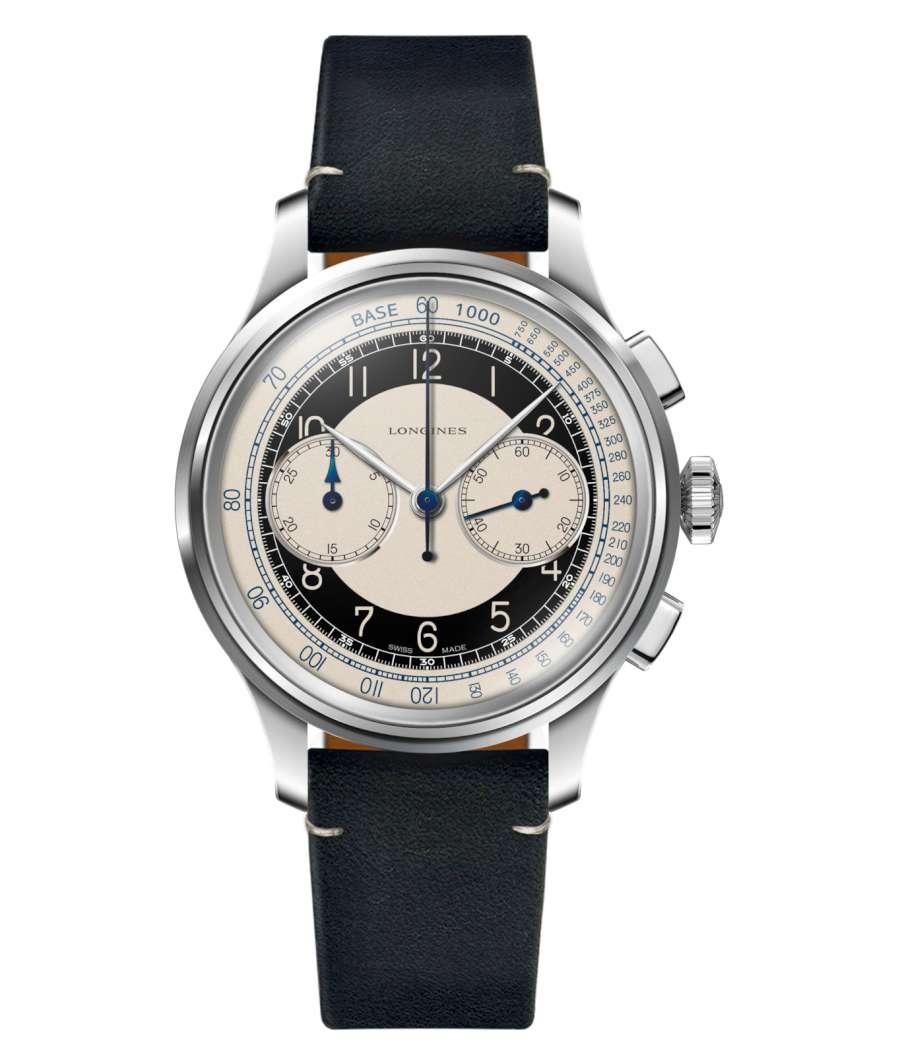 Longines Heritage Classic Chronograph