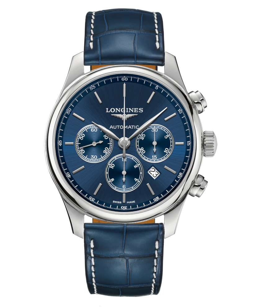 Longines Master Collection Chronograph L2.859.4.92.0